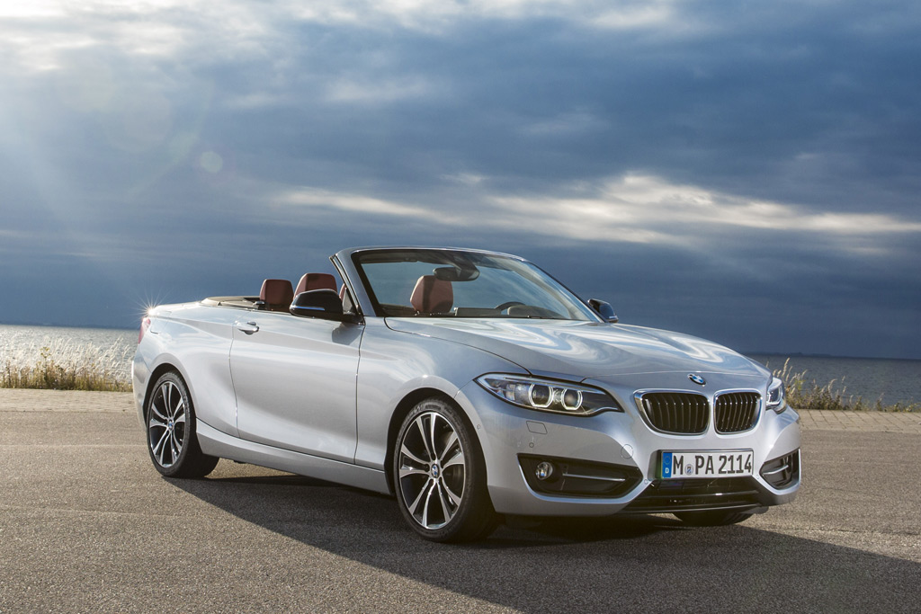 introducing the bmw 2 series convertible. Black Bedroom Furniture Sets. Home Design Ideas