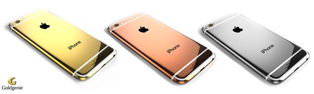 Goldgenie iPhone6