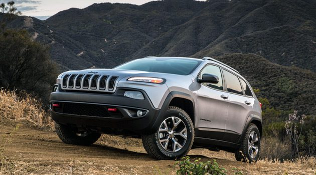 2014 Jeep Cherokee Trailhawk – Get There, Do That