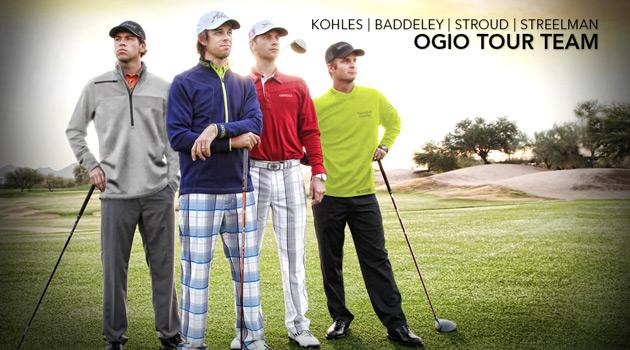 OGIO Fall 2014 Golf Apparel
