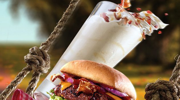 Red Robin's Beam-N-Bacon Boozy Shake Takes Things To A Whole Other Level