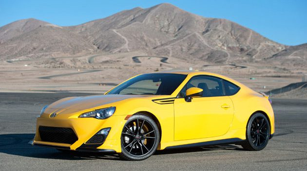 Exclusive Scion FR-S Release Series 1.0 Arrives at Dealerships