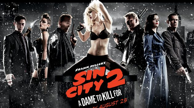 Review of Sin City 2: A Dame to Kill For
