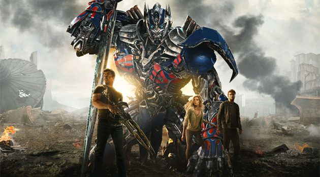 Review: Transformers: Age of Extinction (Blu-Ray 3D)