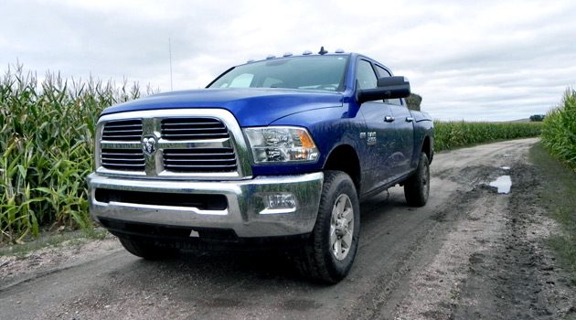2014 Ram 2500 Big Horn – Climb In, Hang On, We're Goin' Into The Corn!