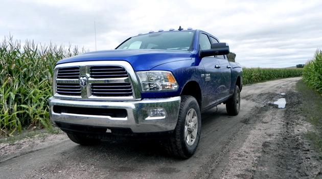 2014 Ram 2500 Big Horn