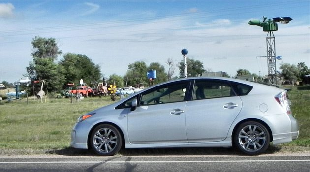 2014 Toyota Prius Is Fuel Efficient And.. Contractor Grade?