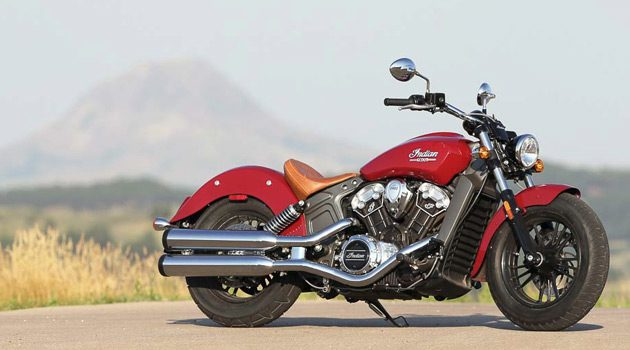 Introducing The 2015 Indian Scout