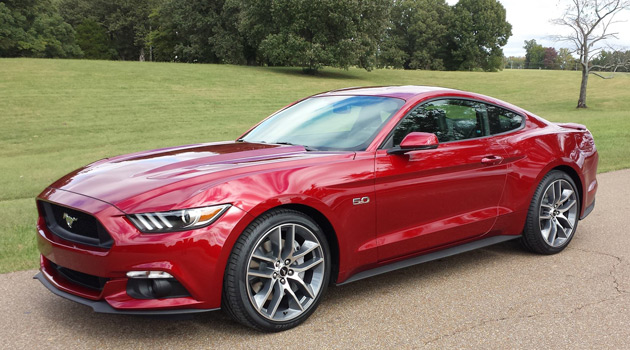 Preview Of The 2015 Ford Mustang