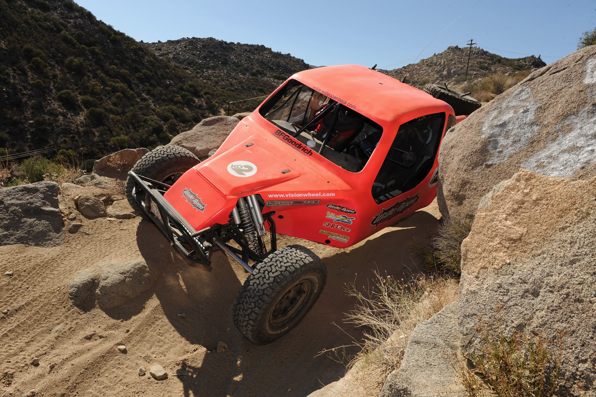 Testing out the new BFGoodrich KO2 tires in Baja Mexico