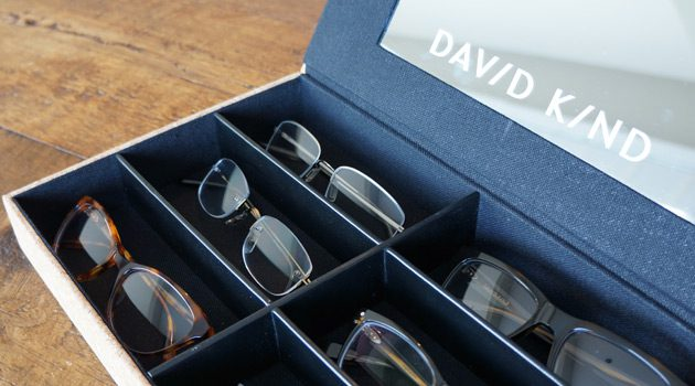 DAVID KIND Offers An Online-Only Luxury Eyewear Experience