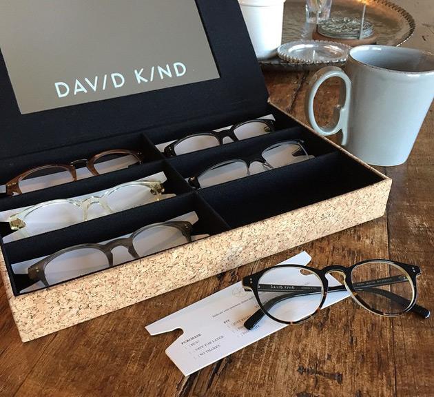 DAVID KIND - Kitchen Table