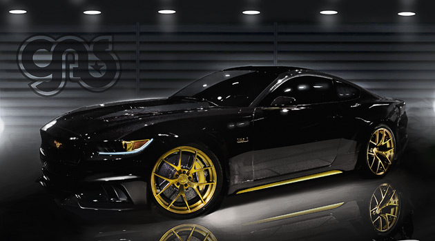 Galpin Auto Sports 2015 Mustang - SEMA