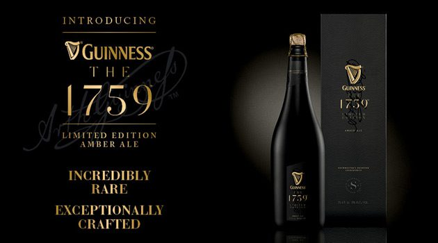 Redefining Beer With Guinness The 1759