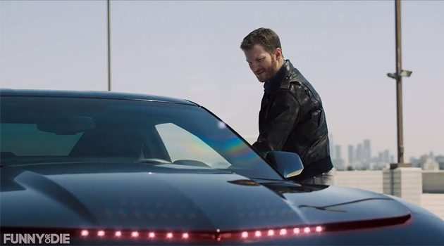 'Knight Rider' Is Coming Back, With Dale Earnhardt Jr. As Michael Knight!