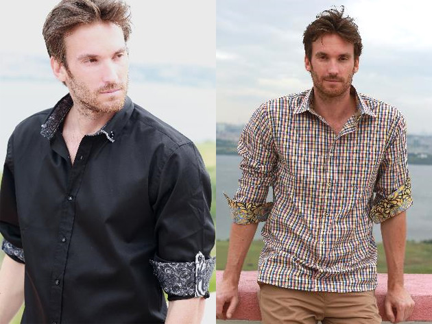 Luchiano Visconti shirts