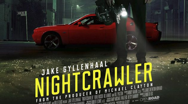This 'Nightcrawler' Red Band Trailer Is Fucking Amazeballs