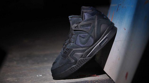 "Nike Air Tech Challenge II ""Black Obsidian"""