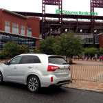2015 Kia Sorento Tour - Citizens Bank Park