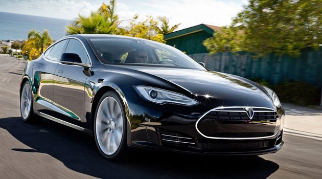 Elon Musk Unveils The Tesla Model S P85D, And It's A Game Changer