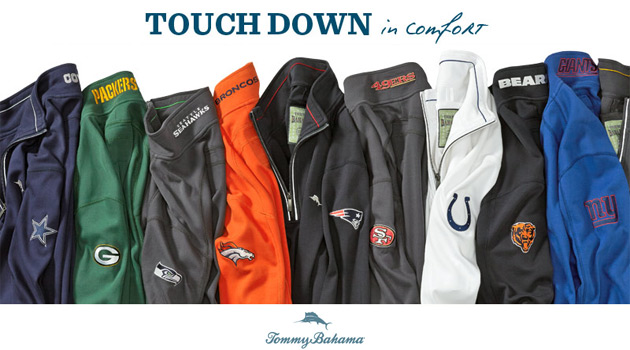 2014 Tommy Bahama NFL Collection