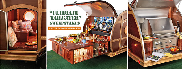 Ultimate Tailgater Sweepstakes