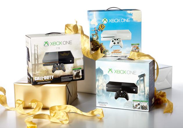 Xbox One special edition bundles