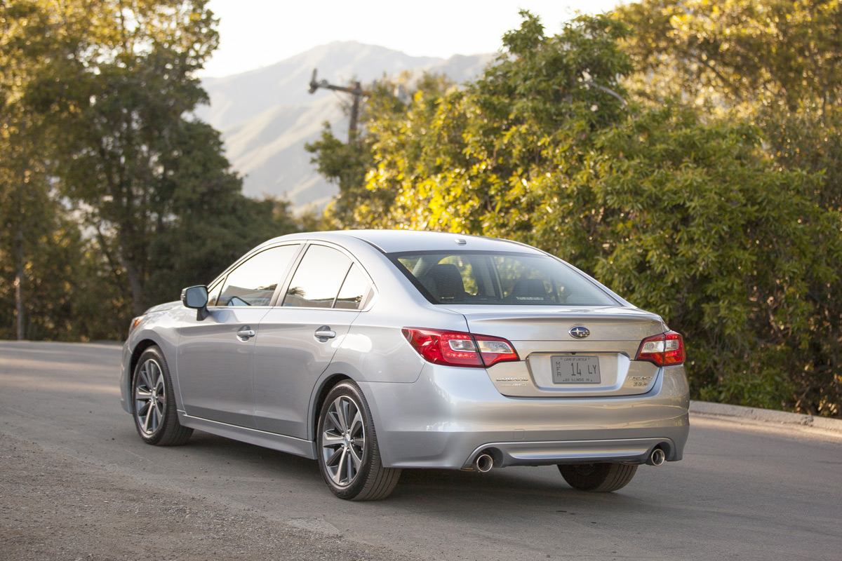 the all new 2015 subaru legacy improves on perfection. Black Bedroom Furniture Sets. Home Design Ideas