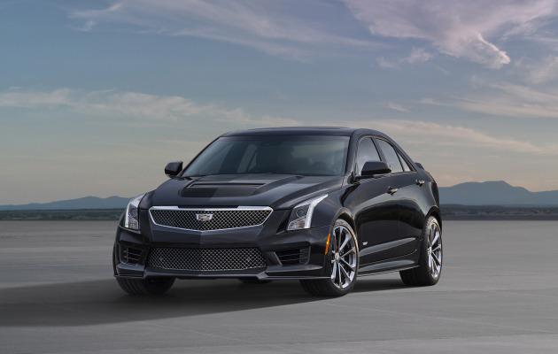 2016-Cadillac-ATS-V-Sedan-1