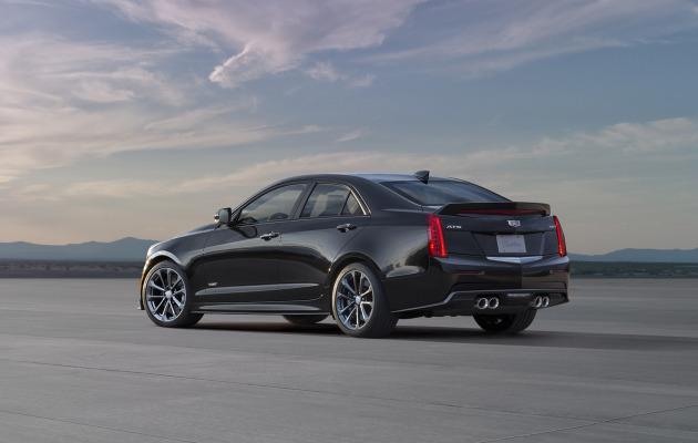 2016-Cadillac-ATS-V-Sedan-2