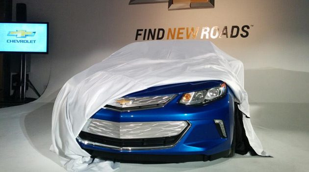 Speedy and Quiet: The New Chevy Volt Is Getting A Better Engine