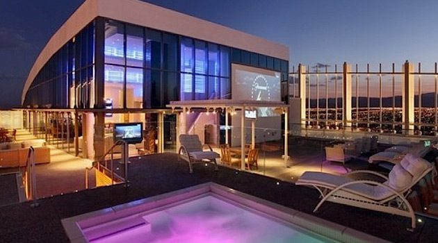 Buy This $38 Million Las Vegas Penthouse and Get a FREE Lamborghini Huracan