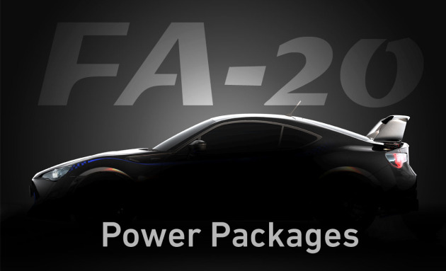 Cosworth FA-20 Power Packages
