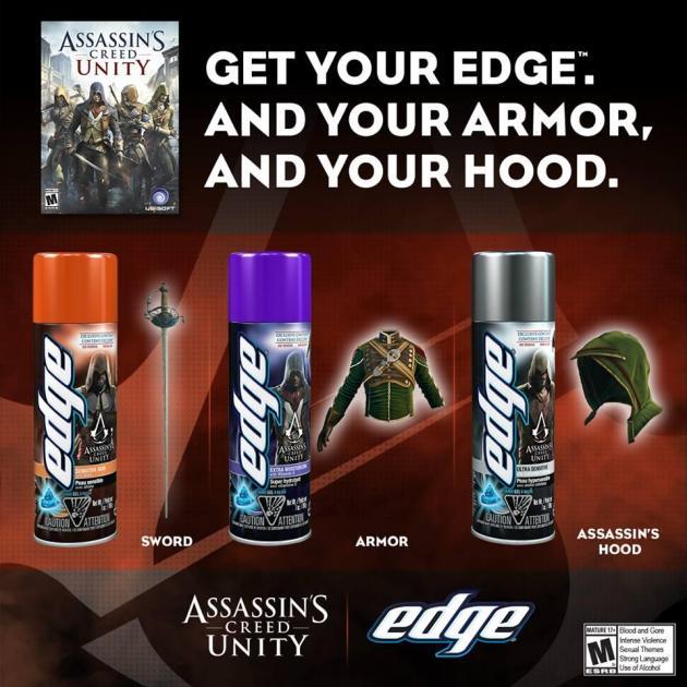 Edge - Assassins Creed Unity