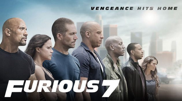 Watch The Official Trailer For 'Furious 7'