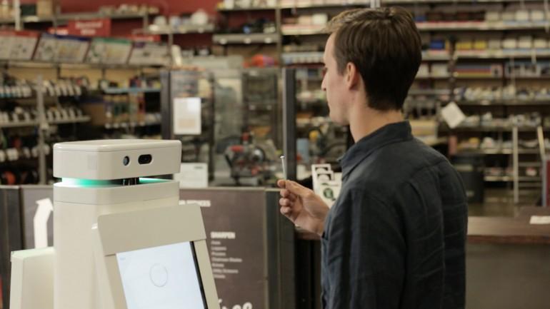 Lowes Robot - OSHbot