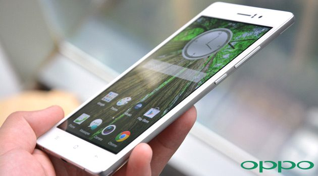 Oppo R5 Is World's Thinnest Smartphone, Makes iPhone 6 Look Chunky