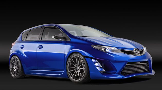 Scion To Debut Hot Hatch Concept at Los Angeles Auto Show