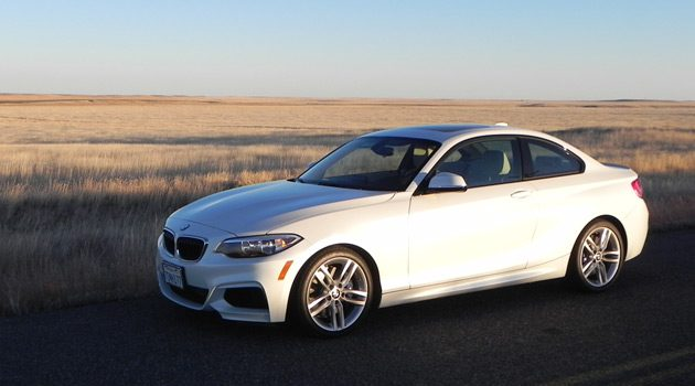 The 2014 BMW 228i Is Four-Cylinder Sport Coupe Excellence