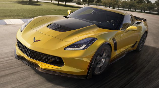 2015 Z06:  The Fastest Corvette Ever!