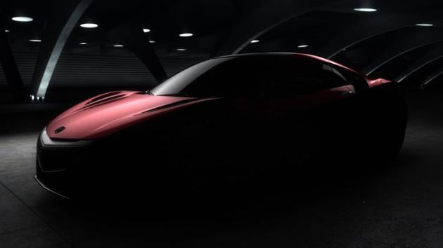 Acura_NSX_Teaser_1