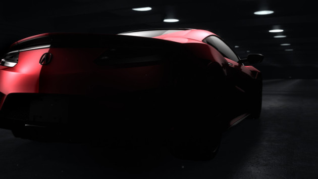 Acura_NSX_Teaser_2