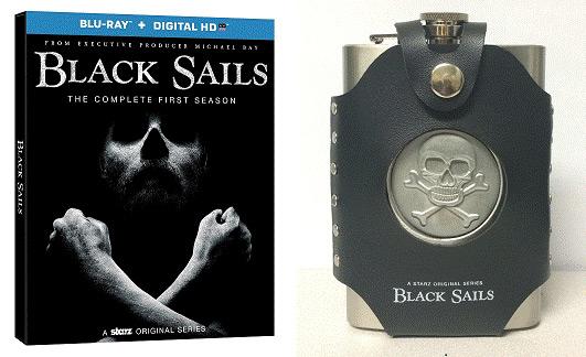 Black Sails Prize Pack