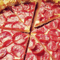 Pizza Hut's New Pizza Has A Stuffed Crust Covered In Doritos