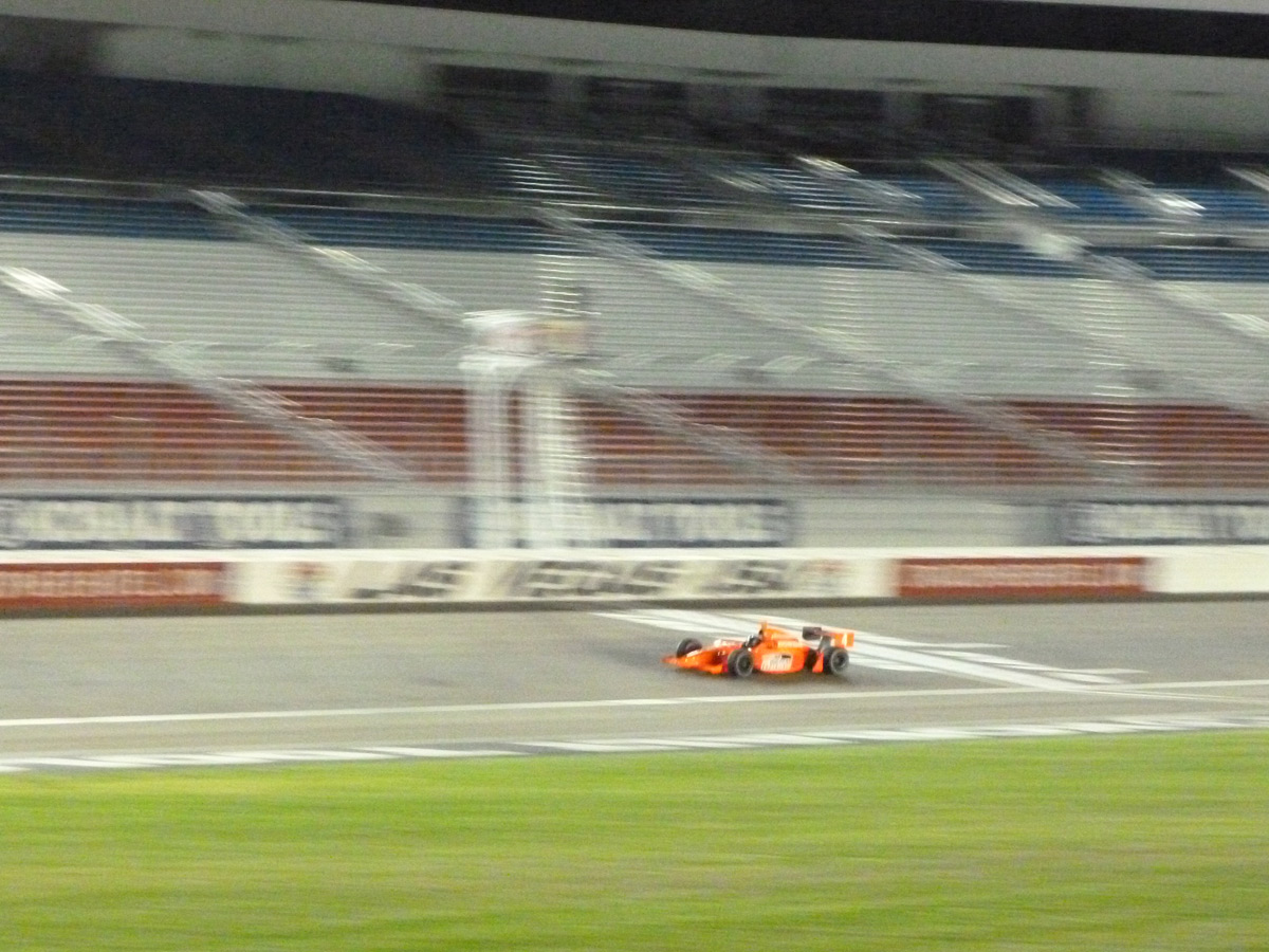 Richard Petty Driving Experience - Indy Car Experience
