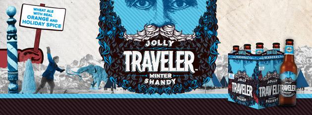 Jolly Traveler Winter Shandy