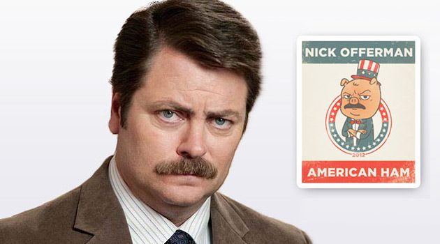 "Netflix To Debut ""Nick Offerman: American Ham"" Comedy Special on December 12th"