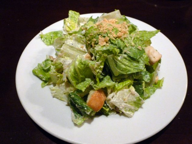 Triple George Grill - Caesar Salad