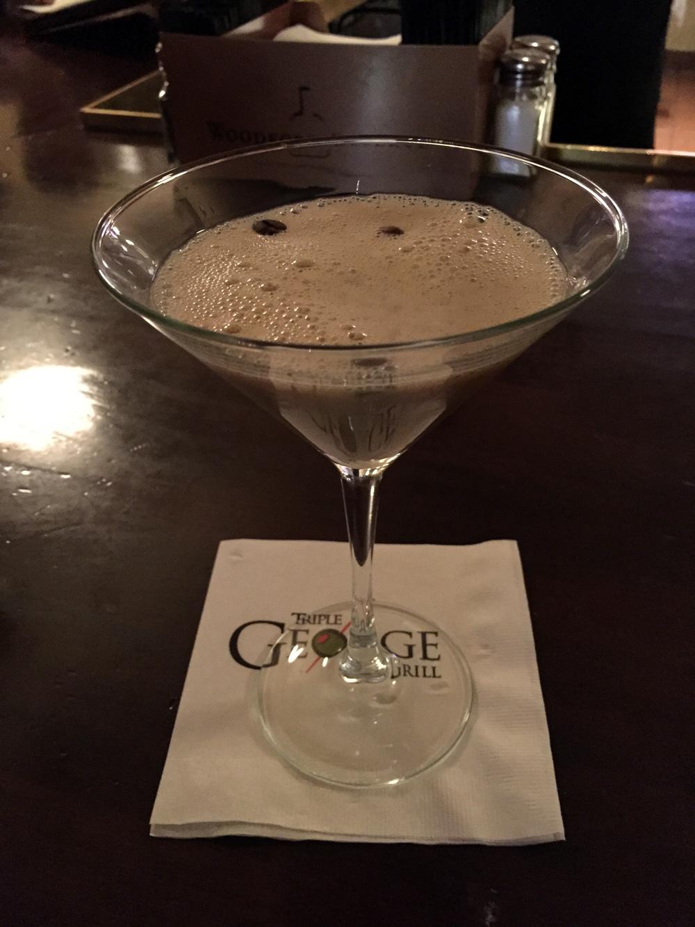 Triple George Grill - Espresso Martini