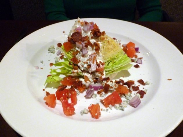 Triple George Grill - Wedge Salad